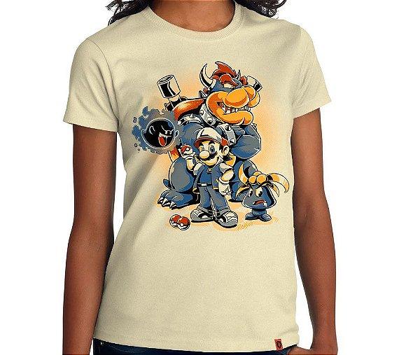 Camiseta Pokémario