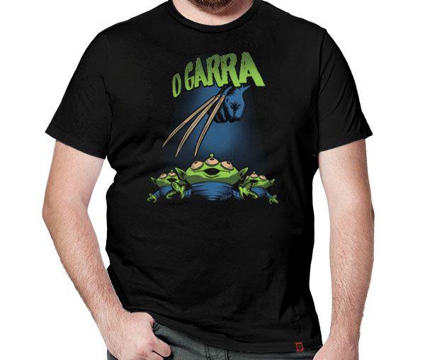 Camiseta O Garra