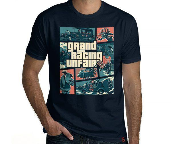 Camiseta Grand Racing Unfair