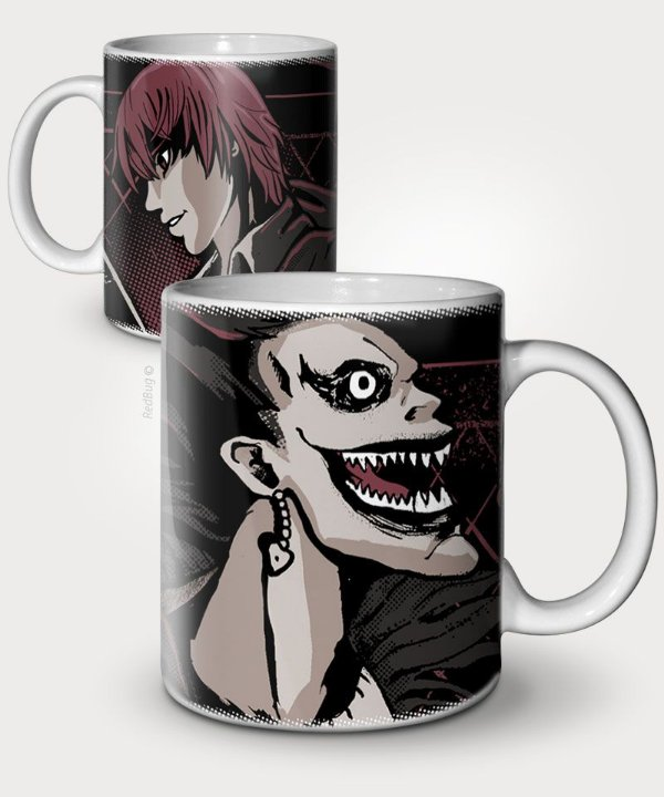 Caneca King of Death