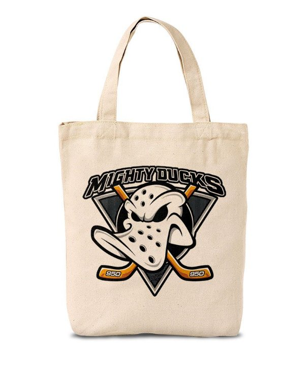 Ecobag Mighty Ducks