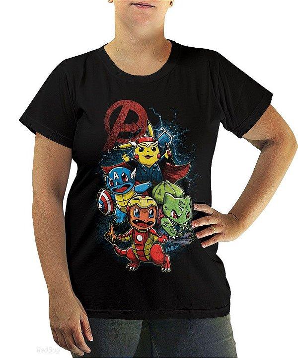 Camiseta Os Invencíveis