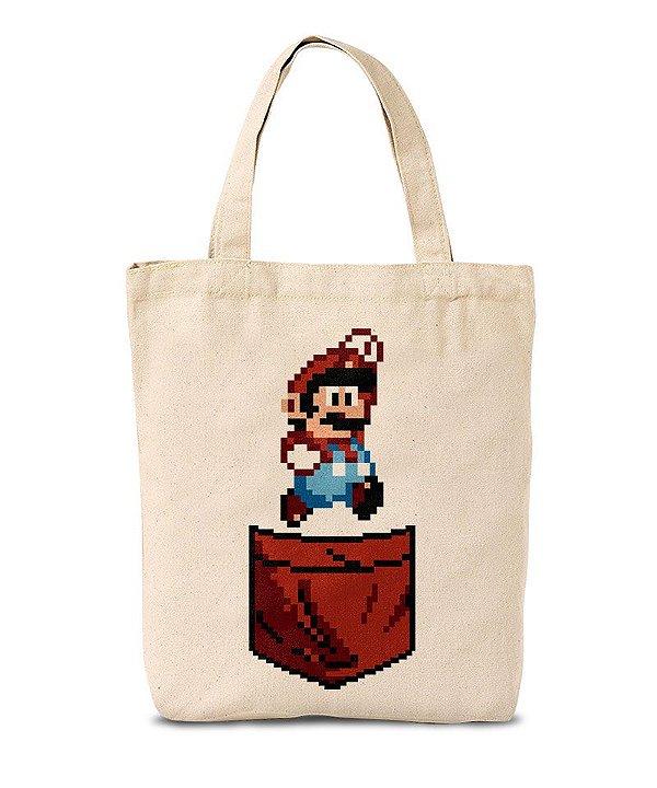 Ecobag Mario UP