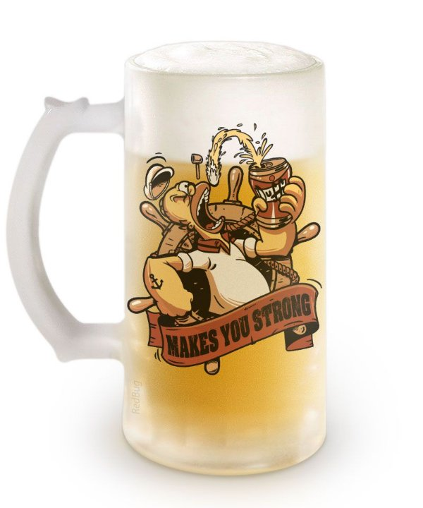 Caneca Power Beer