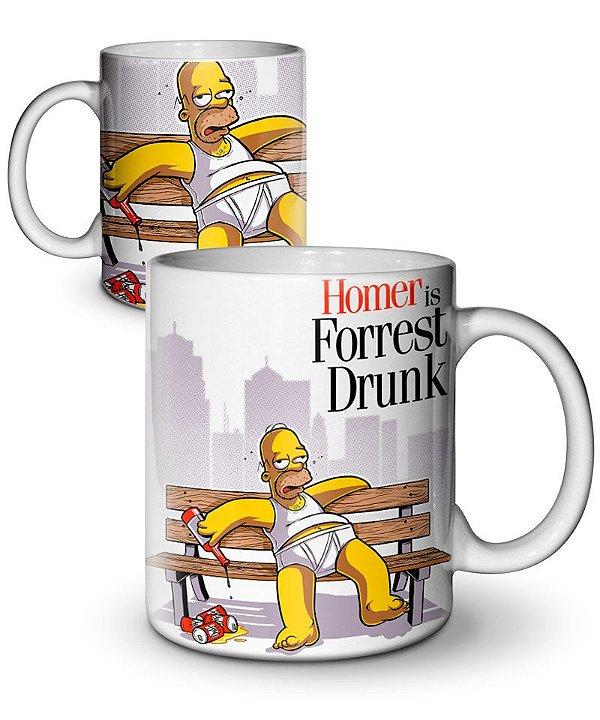 Caneca Forrest Drunk