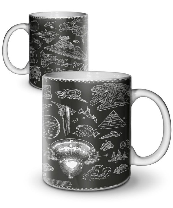 Caneca The Final Frontier