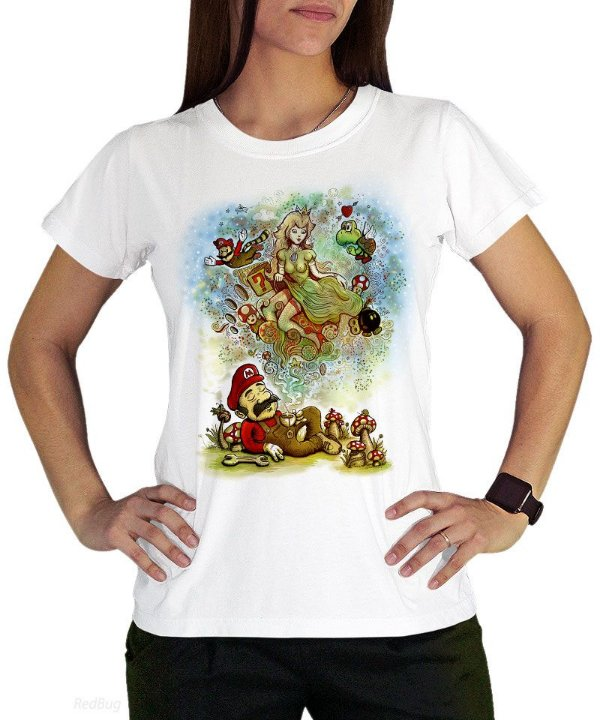 Camiseta Mario's Dreams