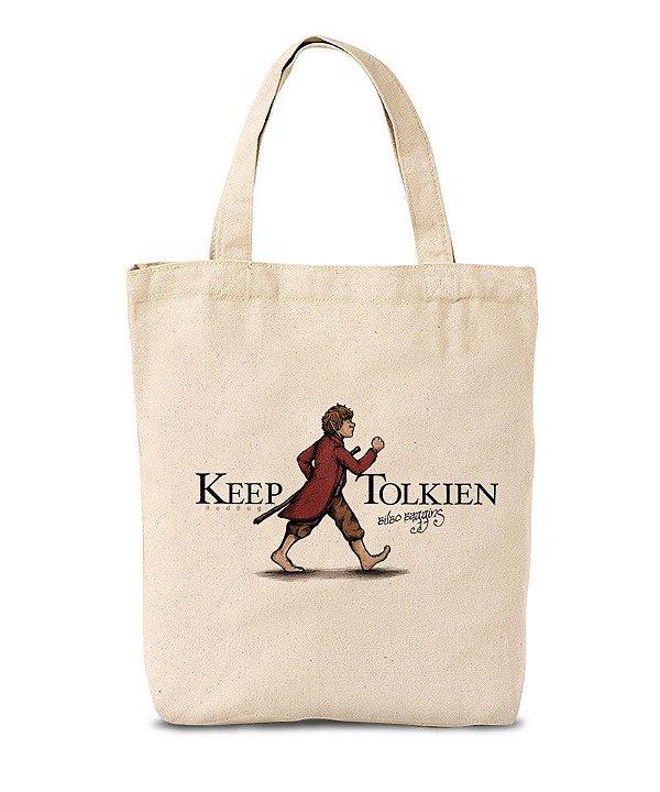 Ecobag Keep Tolkien