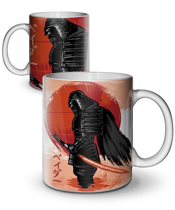 Caneca Samurai Vader
