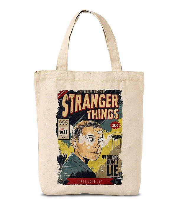 Ecobag Stranger Things
