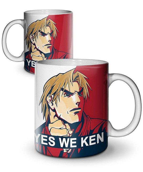 Caneca Yes We Ken