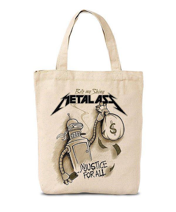 Ecobag Metal Ass