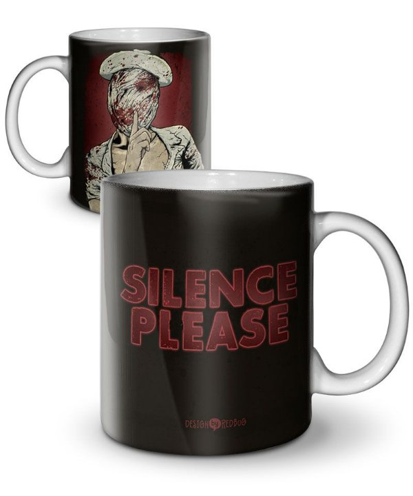 Caneca Silence