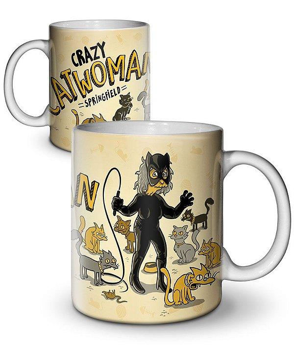 Caneca Catwoman