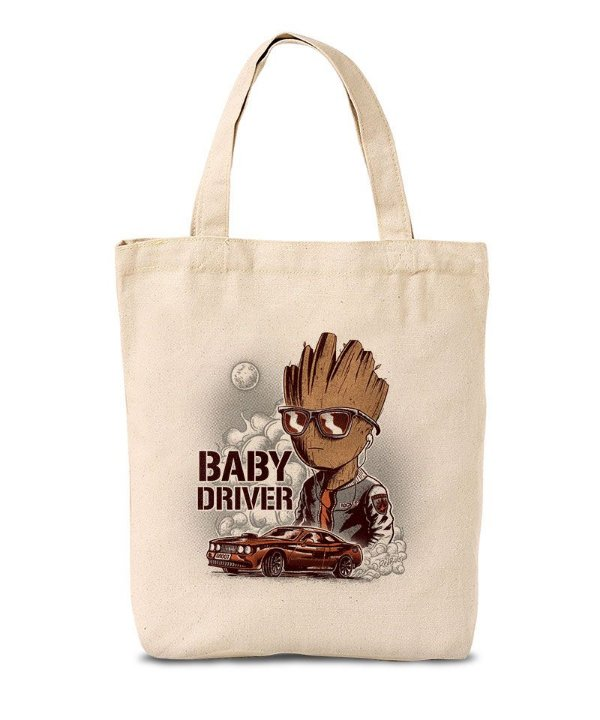 Ecobag Groot Driver
