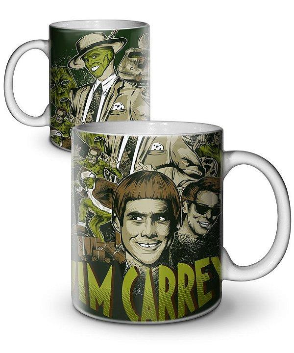 Caneca Jim Carrey