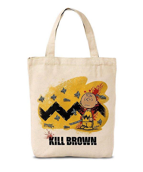 Ecobag Kill Brown