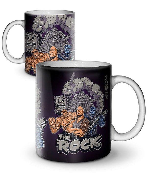 Caneca The Rock
