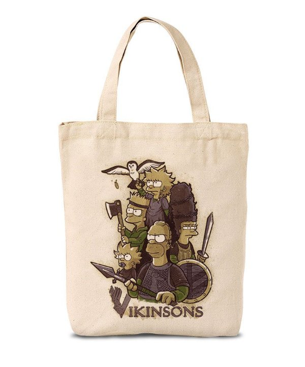 Ecobag Vikinsons