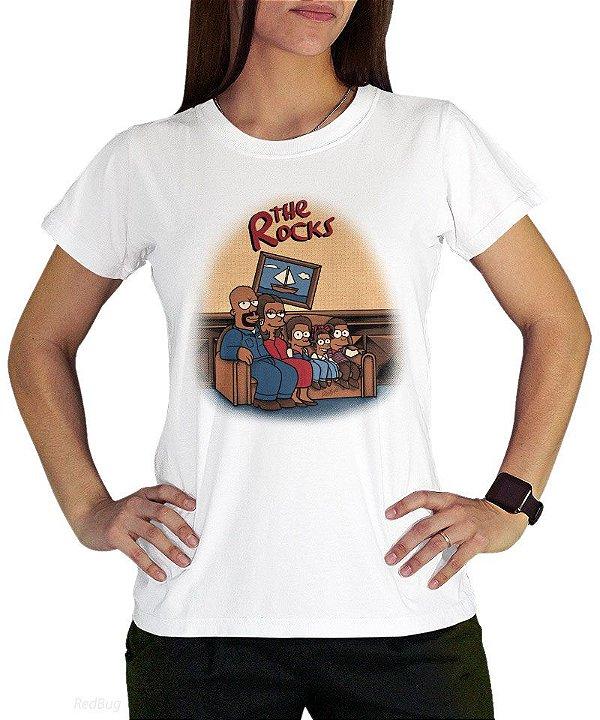 Camiseta The Rocks