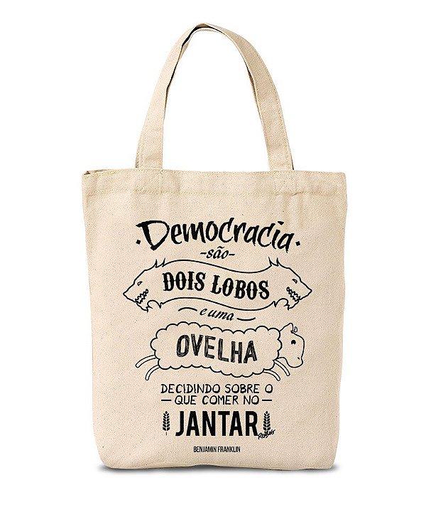 Ecobag Democracia