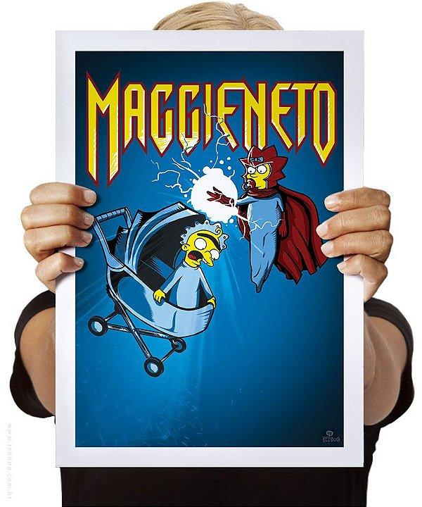 Poster Magginus