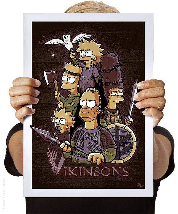 Poster Vikinsons