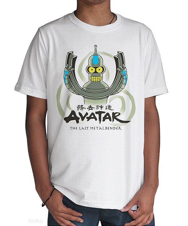 Camiseta Metalbender
