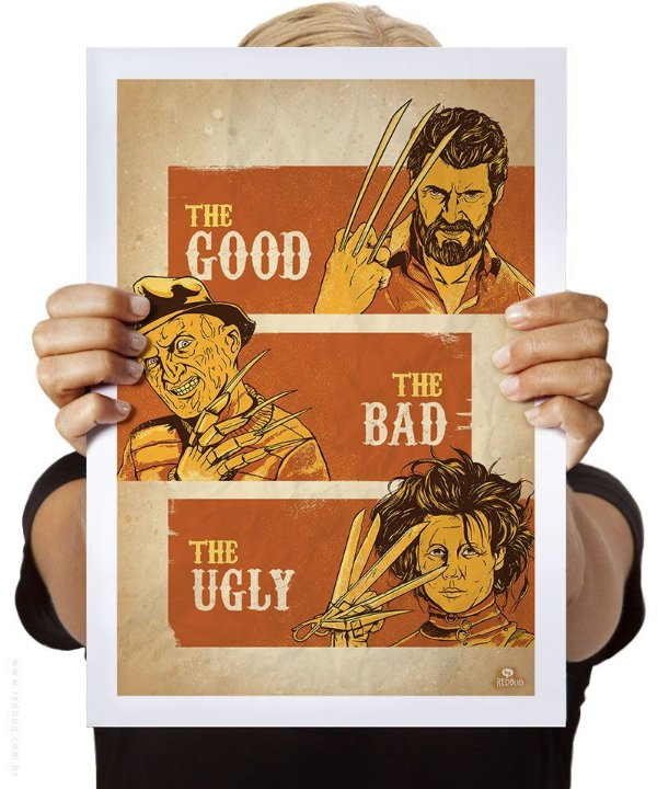 Poster Três Garras em Conflito