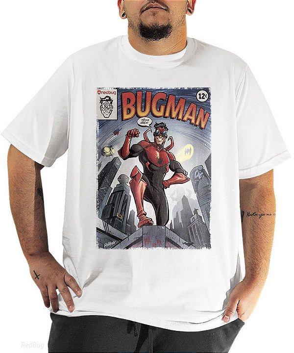 Camiseta Bugman na Área