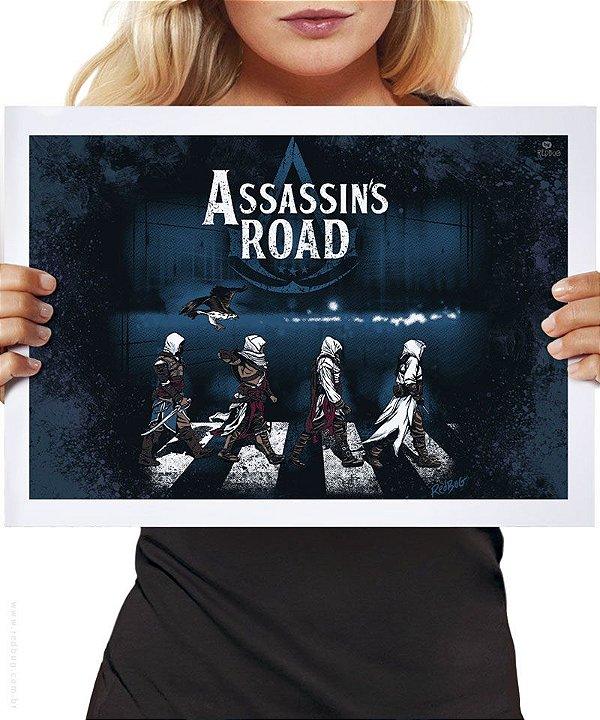 Poster Assassin's Road