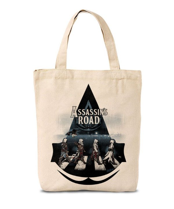 Ecobag Assassin's Road