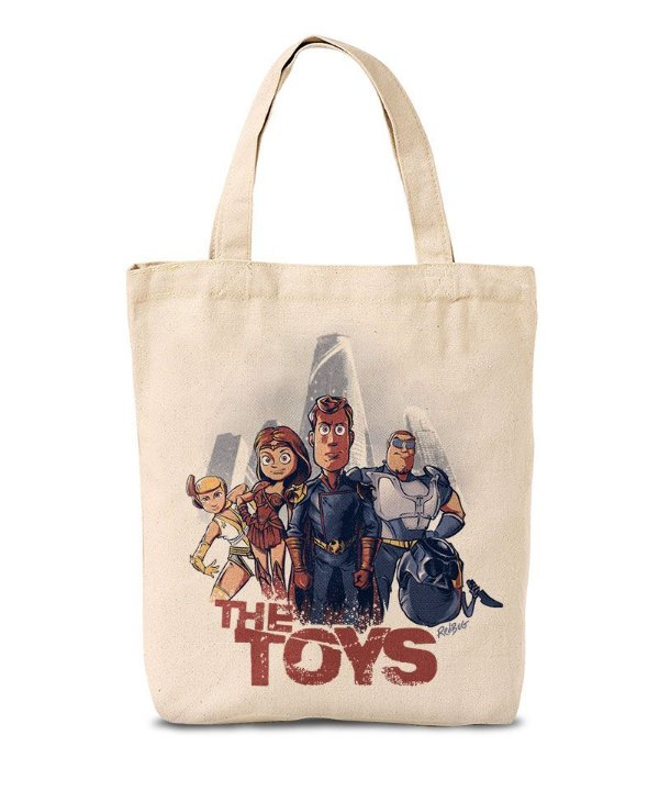 Ecobag The Toys