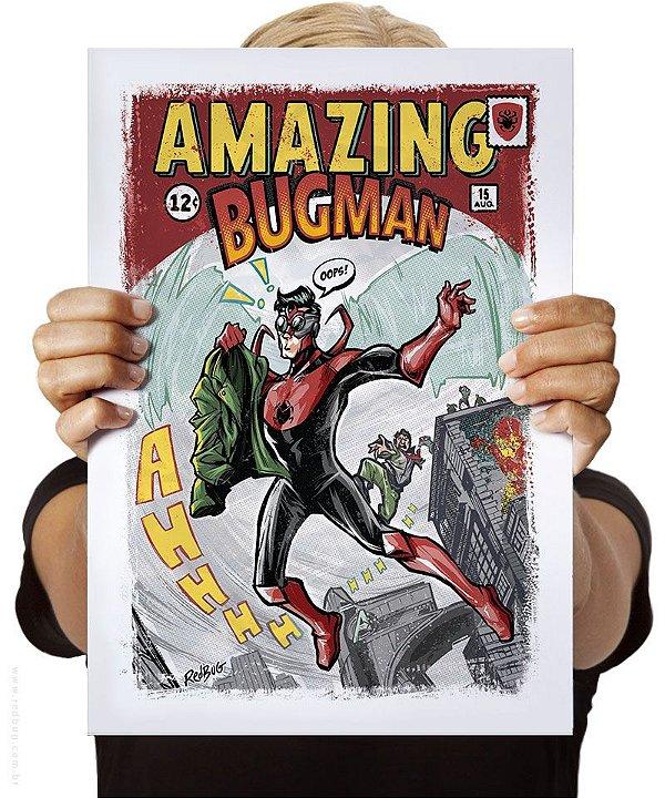 Poster Amazing Bugman