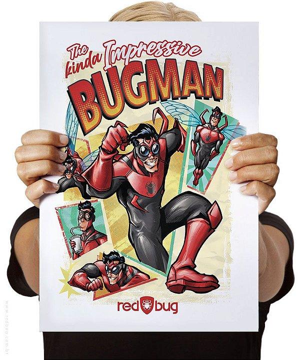 Poster The Bugman