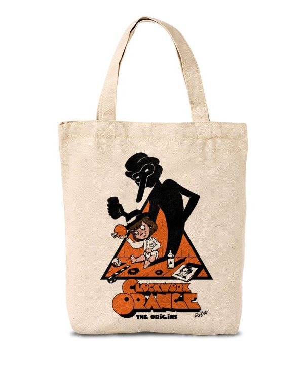 Ecobag Clockwork Orange