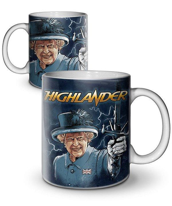 Caneca Highlander