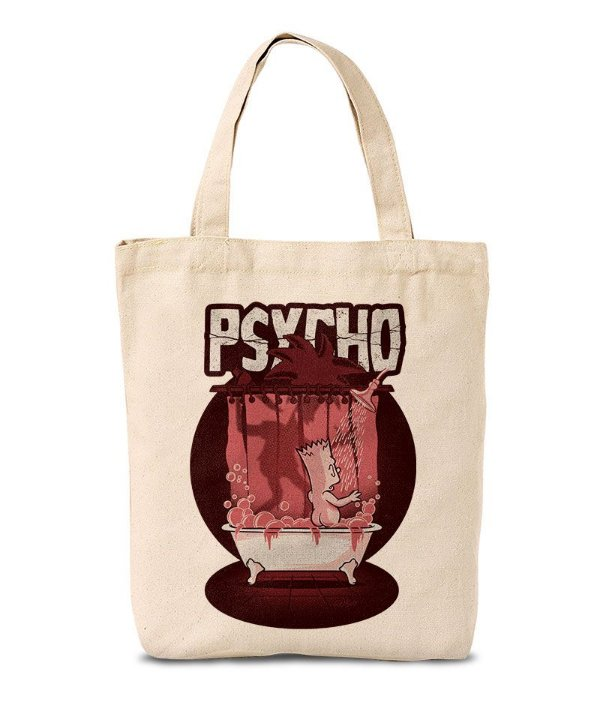 Ecobag Psycho