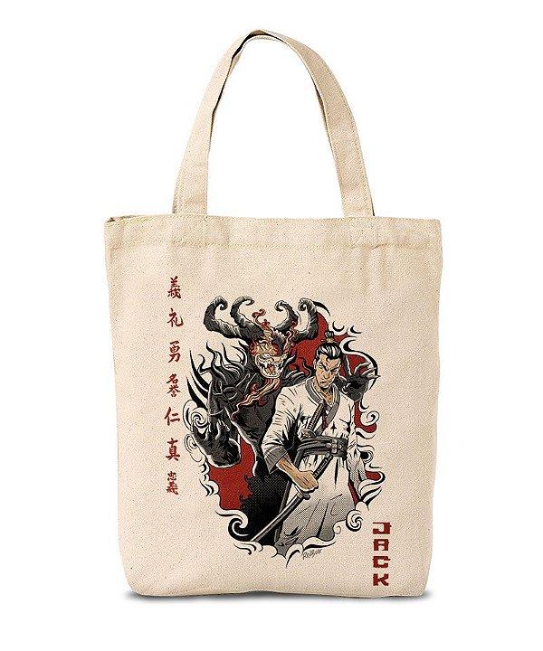 Ecobag Samurai Jack