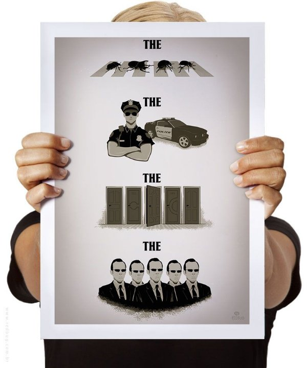Poster The Bands