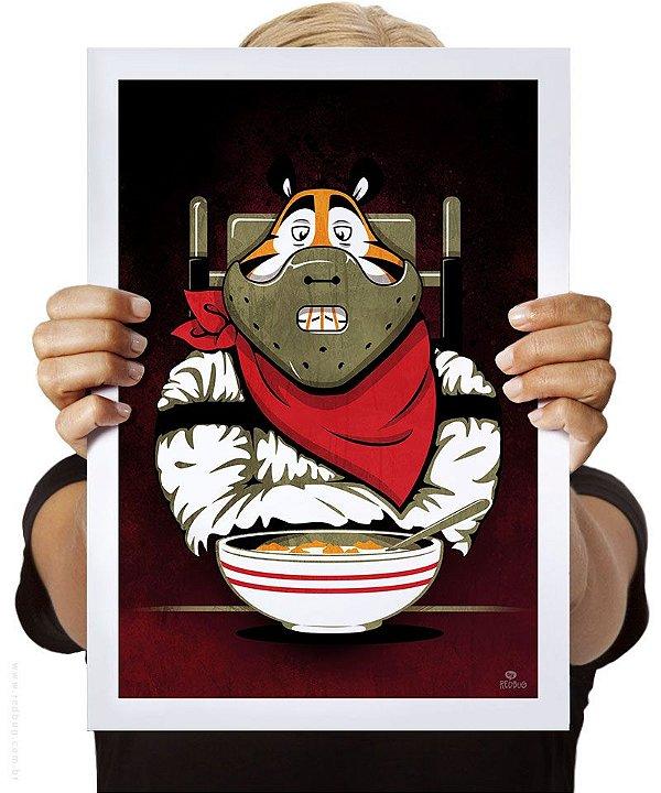 Poster Cereal Killer