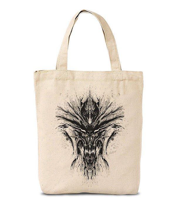 Ecobag Diablo Rorscharch