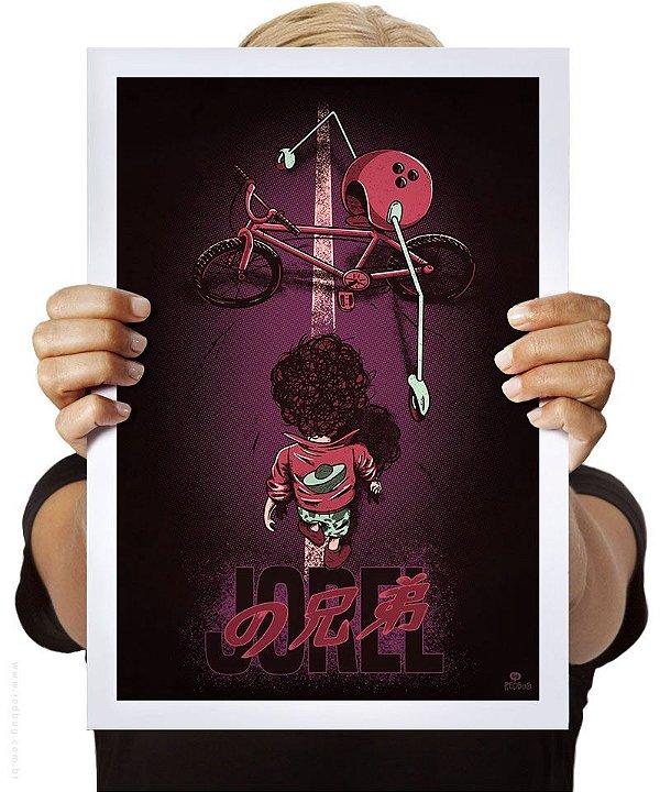 Poster Irmão do Akira