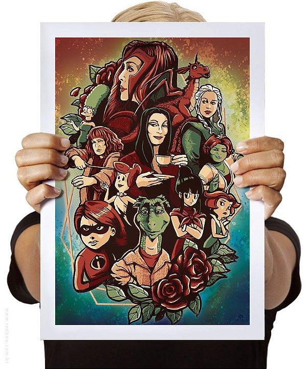 Poster Mães