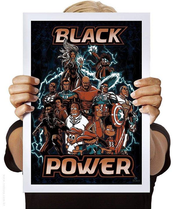 Poster Black Power