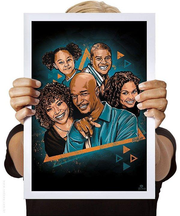 Poster Eu e a Família