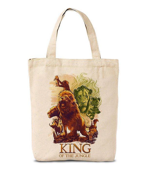 Ecobag King Of The Jungle