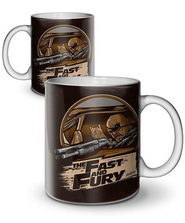 Caneca Fast and Fury