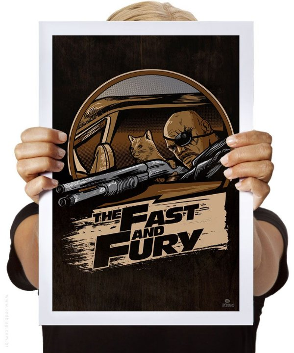 Poster Fast and Fury