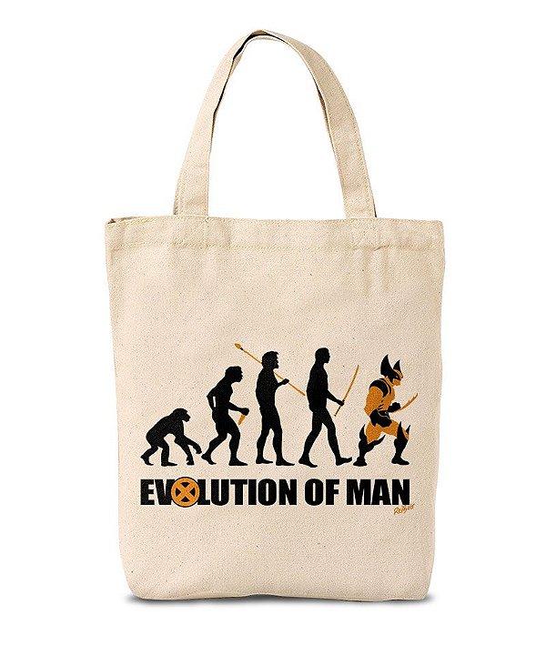 Ecobag Evolution of Man